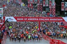 Chicago marathon