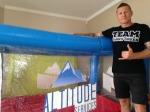 Rod Cedaro_ Danny Green altitude training